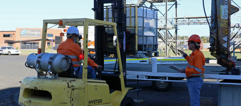Why do I need a forklift course?