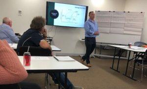 CERT Victoria State Training Manager Mark Rendell